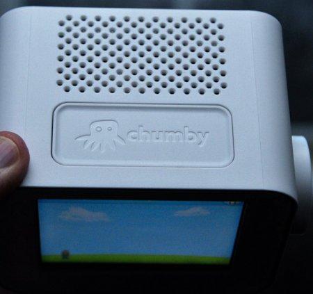 Chumby One - пожалуй лучший гаджет-будильник