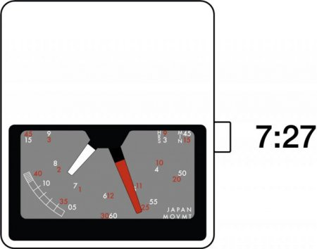 Void V02 - наручные часы с необычным дизайном