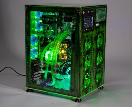 Ultimate Gaming System представила свой первый ПК