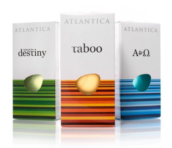 Парфюмерная линия от группы ATLANTICA