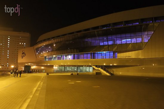 Magnifisense, Minsk Arena (28.11.2009) отчет.