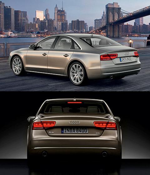 ��������� Audi A8 ������ ��������� �������� ����� �� ����� ���