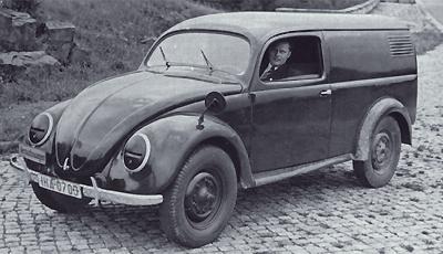Volkswagen Kübelwagen (кюбельваген)