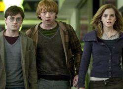"""Обнародован первый кадр из последнего """"Гарри Поттера"""""""
