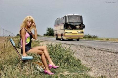 Блондинки на пути к самоуничтожению