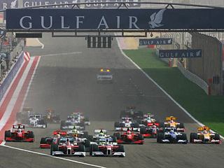 Формула-1: оглашены участники сезона-2010