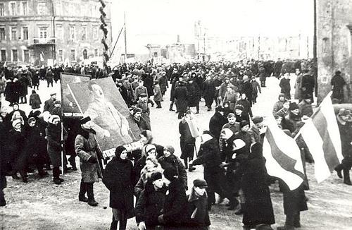 Белорусский коллаборационизм во Второй мировой войне