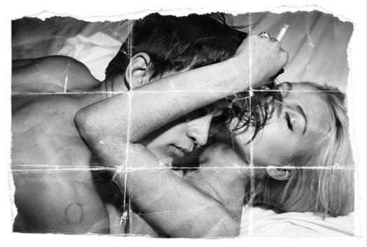 Линдси Лохан снялась в шокирующей фотосессии