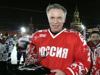 Вячеслав Фетисов включен в состав ЦСКА