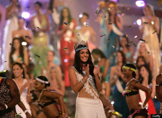 """Корона """"Мисс Мира"""" досталась представительнице Гибралтара"""