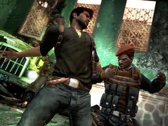 Uncharted 2 признана лучшей игрой 2009 года