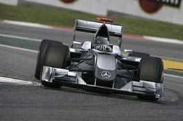 """Формула-1: Михаэль Шумахер достиг соглашения с командой """"Мерседес Гран-при"""""""