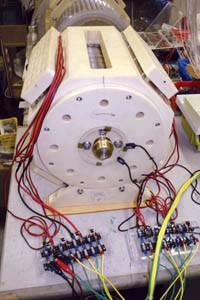 Магнитный двигатель - будущее энергетике
