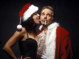 Санта-Клауса признали плохим примером для детей