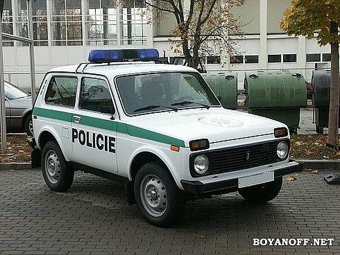 Отечественные машины на страже порядка в разных странах мира