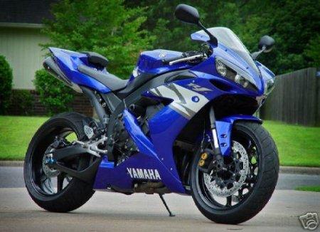 Тест Yamaha R-1