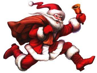 Немецкие физики рассчитали скорость Деда Мороза