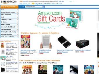 DDoS-атака вывела из строя Amazon
