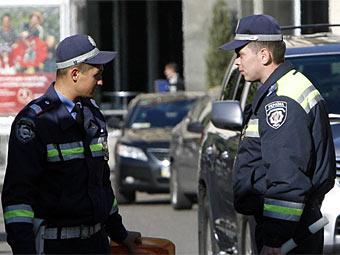 В Феодосии остановили водителя с простреленной головой