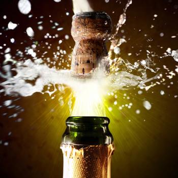 Шампанское полезно для сердца