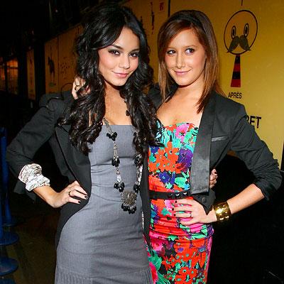 Ванесса и Эшли