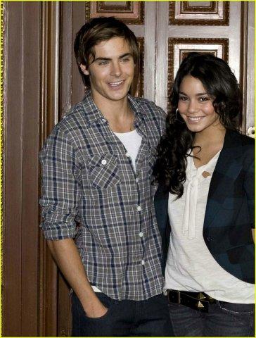 Зак и Ванесса