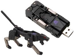 Трансформеры: USB флэшка и мышь
