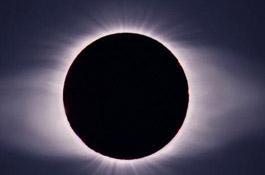 В канун Нового года белорусы увидят лунное затмение