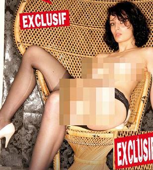 Мисс Париж-2009 лишилась титула из-за откровенных фотографий