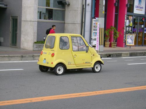 10 самых необычных автомобилей