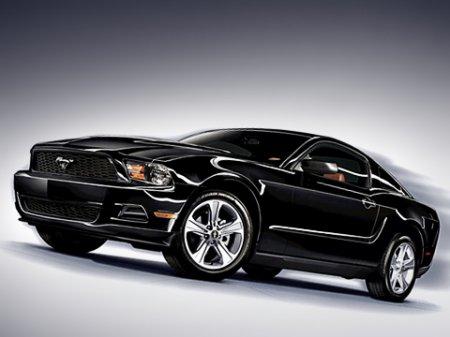В следующем году купе Ford Mustang получит новый 305-сильный мотор V6 3.7