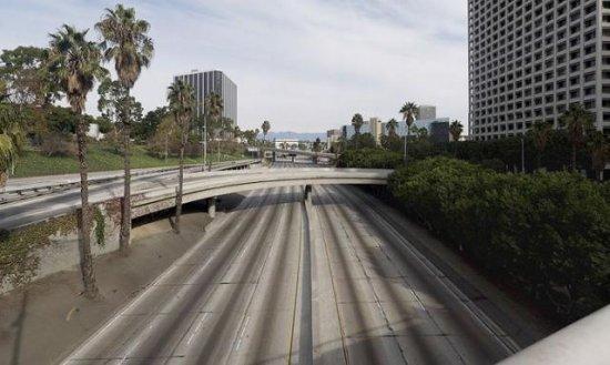 Пустынный Лос-Анжелес