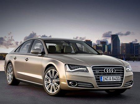 Создатели Audi A8 нового поколения нацелили седан на рынок США