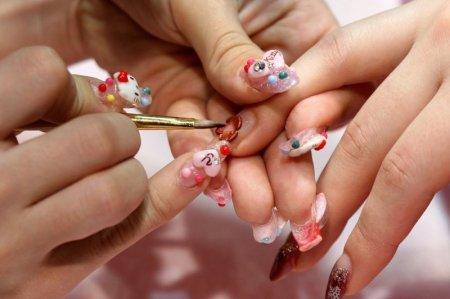 Ногти - это серьезно