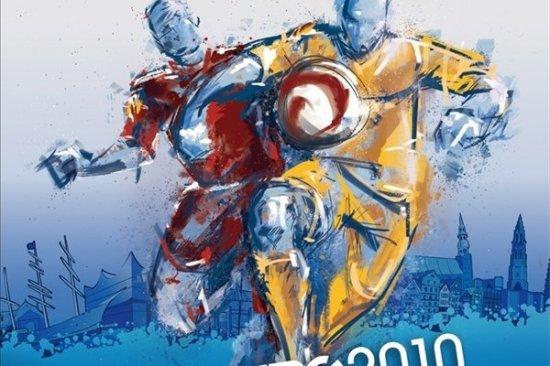 Дизайн финала Лиги Европы УЕФА-2009/10