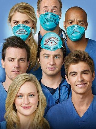 Рейтинги: премьера девятого сезона Scrubs