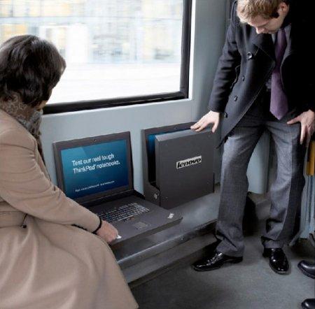 Lenovo сделала из ноутбуков автобусные кресла