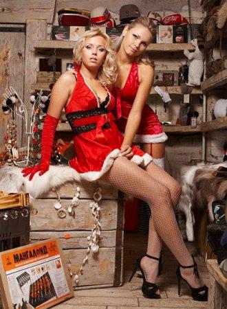Сколько стоит заказать на Новый год сексуальных VIP-снегурочек