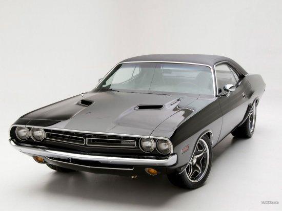 Dodge Challenger Обои