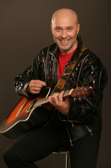 Александр Солодуха - певец. Народный артист Беларуси