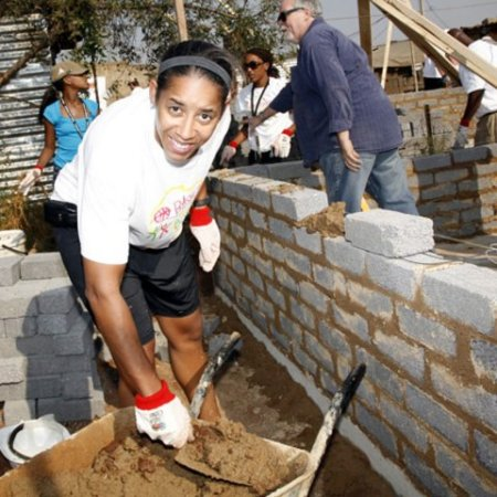 Habitat for Humanity - South Africa2009