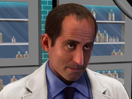 Волчанка, сэр! Скриншоты из игры по сериалу House M.D.