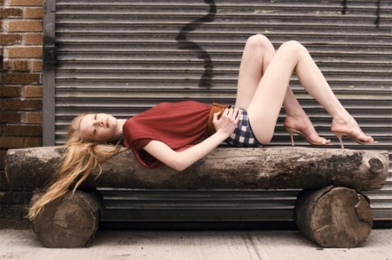 Нью-Йоркский фэшн фотограф Greg Manis