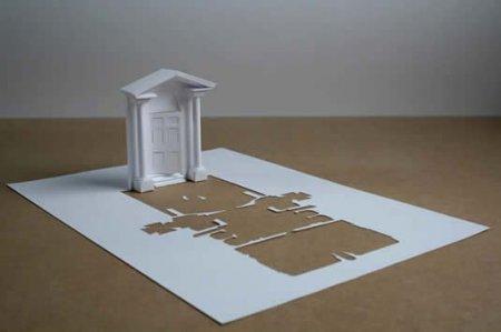 Креативы из бумаги