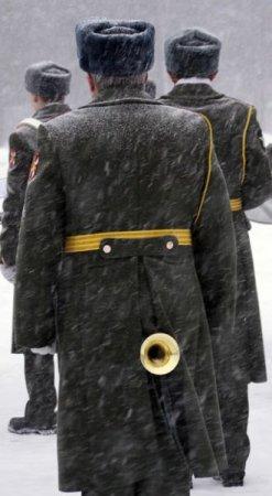 Трубачи - американский против русского