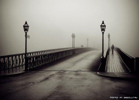 Немного черно-белых фотографий
