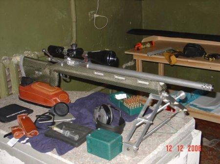 Винтовка Лобаева. Царь-пушка для спецслужб