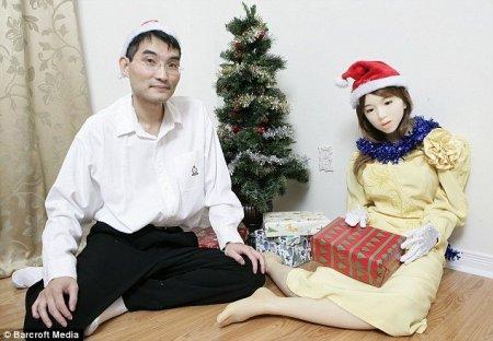 Новый год с подружкой