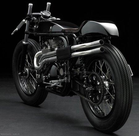Мотоцикл Ultimate Triton