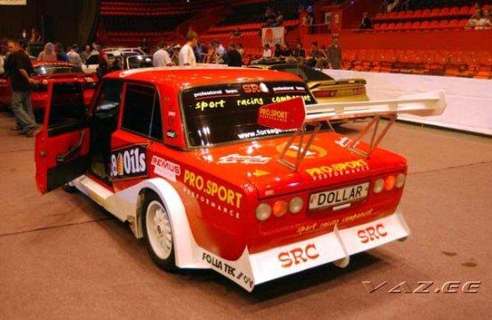Тюнингованные автомобили LADA